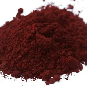 pigment naturel min ral rouge van dyck 6250 385 achetez votre peinture cologique naturelle. Black Bedroom Furniture Sets. Home Design Ideas