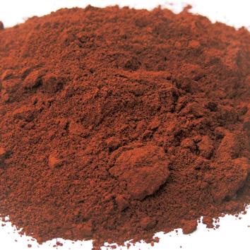 pigment naturel min ral rouge de pouzolle 6254 385 achetez votre peinture cologique. Black Bedroom Furniture Sets. Home Design Ideas
