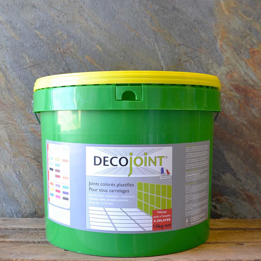 mortier joint carrelage color en poudre seau de 15kg. Black Bedroom Furniture Sets. Home Design Ideas